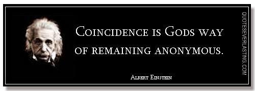 quoteseverlastin-einstein-coincidence