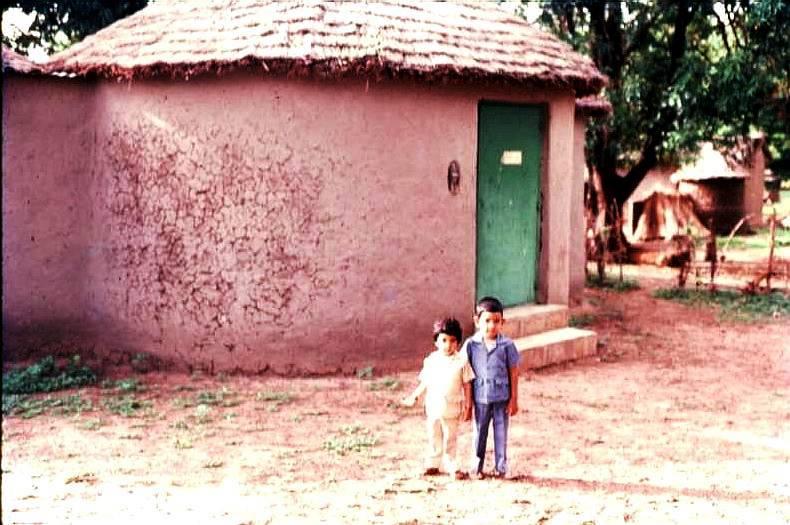 Mali 1- Kids in Kaboila