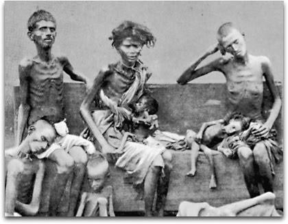 famine 1943