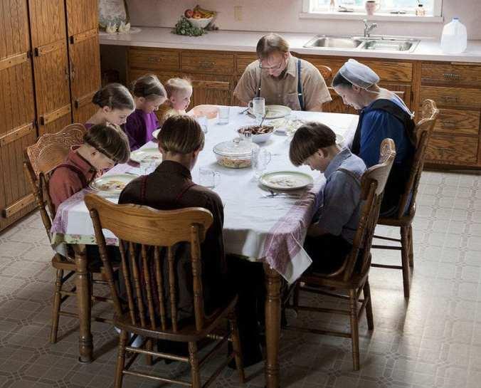 Amish prayers