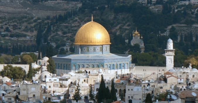 Dome of the Rock and Al-Aqsa Mosque