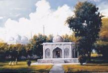 220px-Razia_sultana_tomb_painting (2)