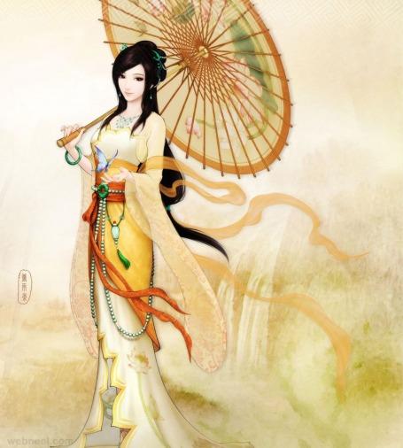 19-china-painting-girl